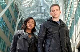 Illustration for article titled The Minority Report TV Show Looks Unintentionally Hilarious