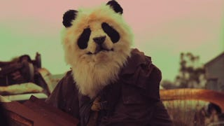 Illustration for article titled The Last Panda in a Post-Apocalyptic Wasteland