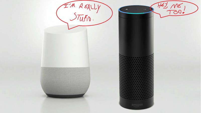 Tell Your Smart Home to Go Fuck Itself