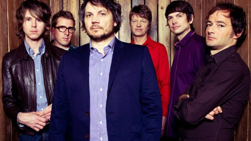 Illustration for article titled Wilco's Star Wars is a roughhewn, fuzzed-out blast