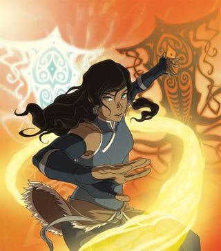 Illustration for article titled Legend of Korra Book 3: Change is finished
