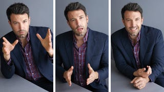 Illustration for article titled Ben Affleck on Argo, His Distaste For Politics and the Batman Backlash