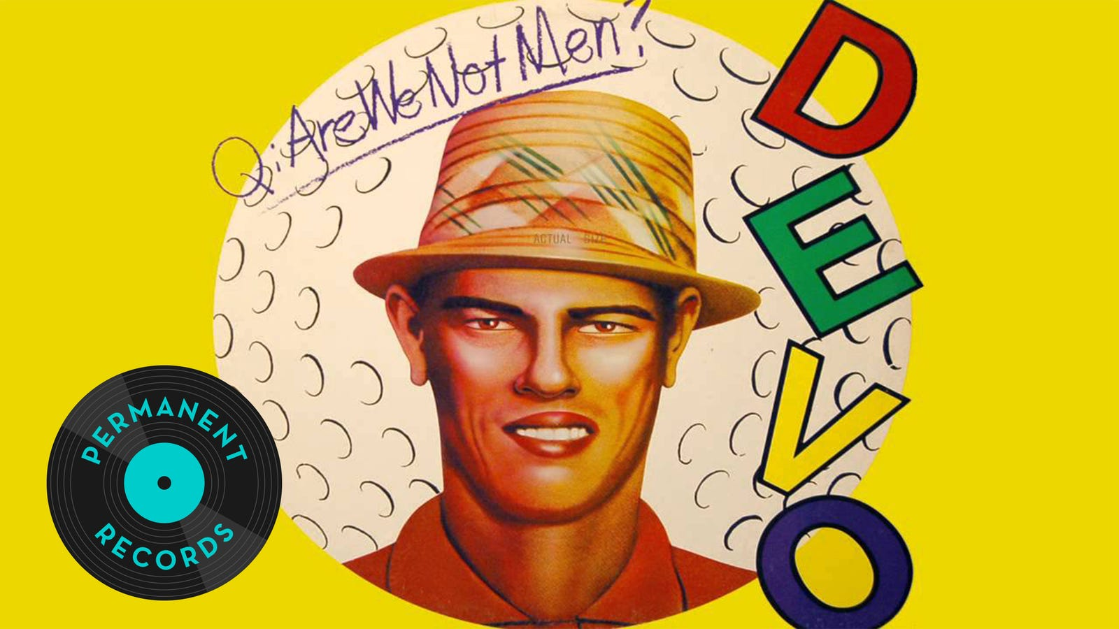 40 years after Are We Not Men? we're just now starting to get Devo