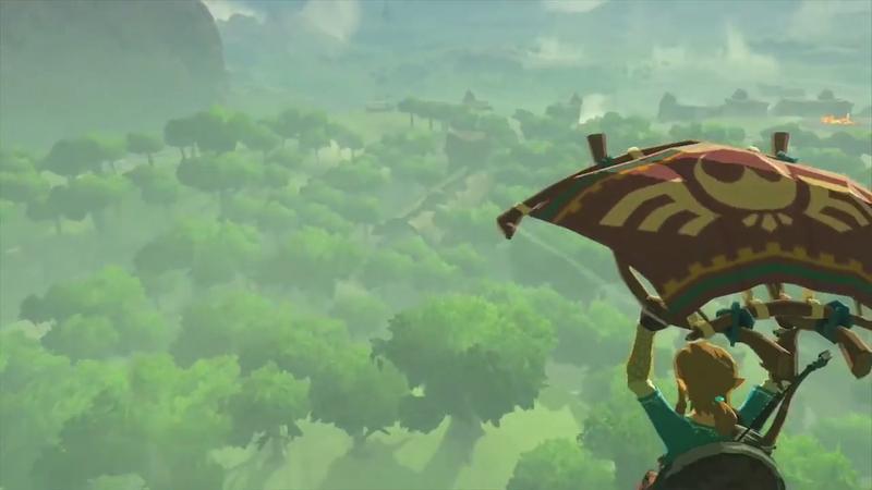 Illustration for article titled The Great Zelda Paraglider Challenge