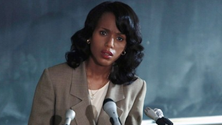 Illustration for article titled Here's Kerry Washington as Anita Hill in HBO's Confirmation