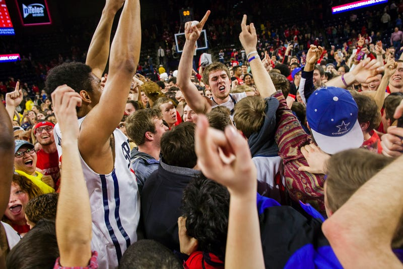 VCU-Richmond Was One Of The Most Exciting College Games Of ...