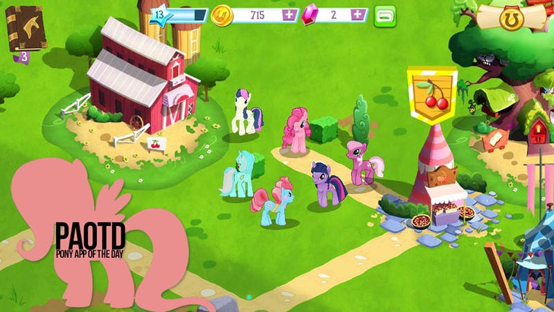 Illustration for article titled There's a My Little Pony Party in My Pocket and You're All Invited