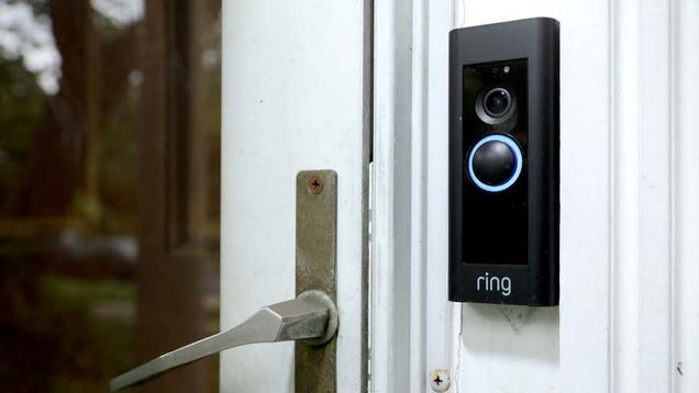 Amazon's Ring Doorbell Can Violate Your Neighbor's Privacy, a UK Judge Rules