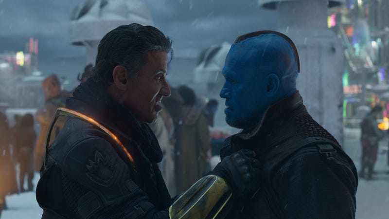 Sylvester Stallone may, or may not, have a part to play in Guardians of the Galaxy Vol. 3. Image: Disney