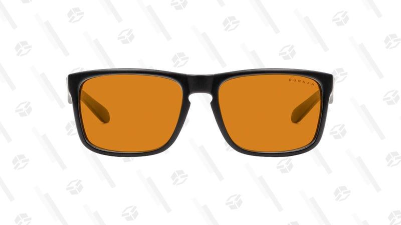 GUNNAR Amber Max Intercept glasses