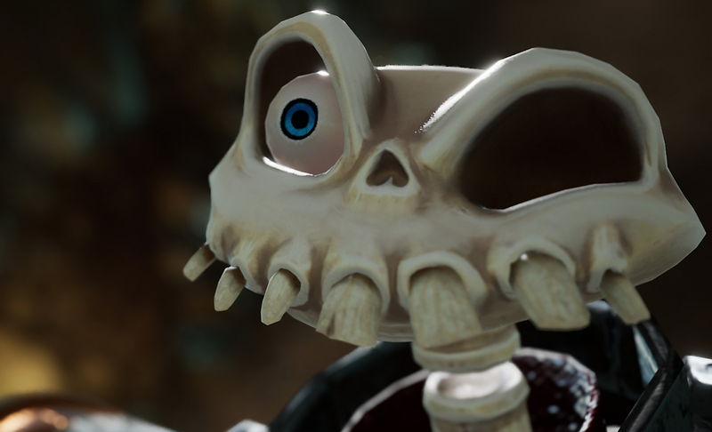 Illustration for article titled MediEvil's Demo Has Some Nostalgia Value, But That's About It