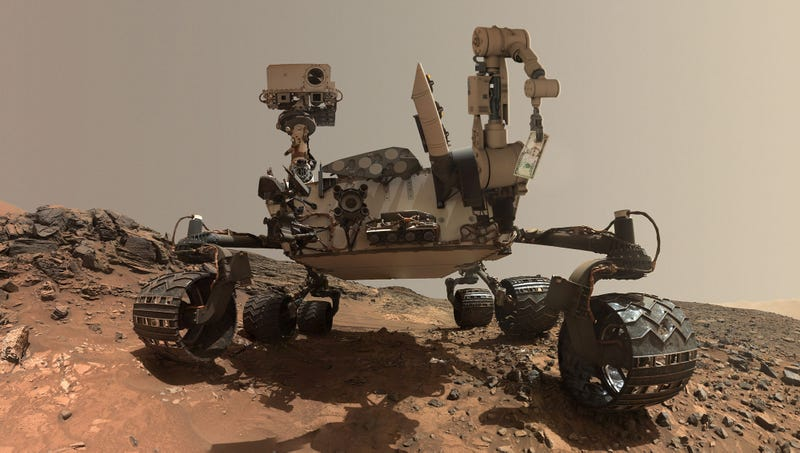 mars rover discovers - photo #43