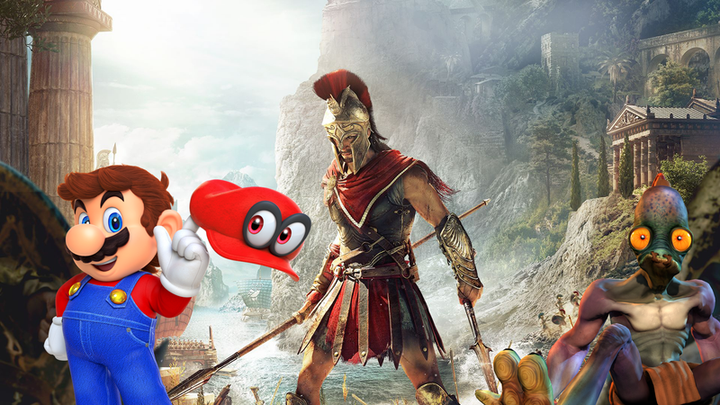 A Look Back At The Odyssey Series, From Mario To Etrian To
