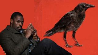 Illustration for article titled Idris Elba's Making A Superhero Edgar Allan Poe Trilogy; It Sounds Nuts