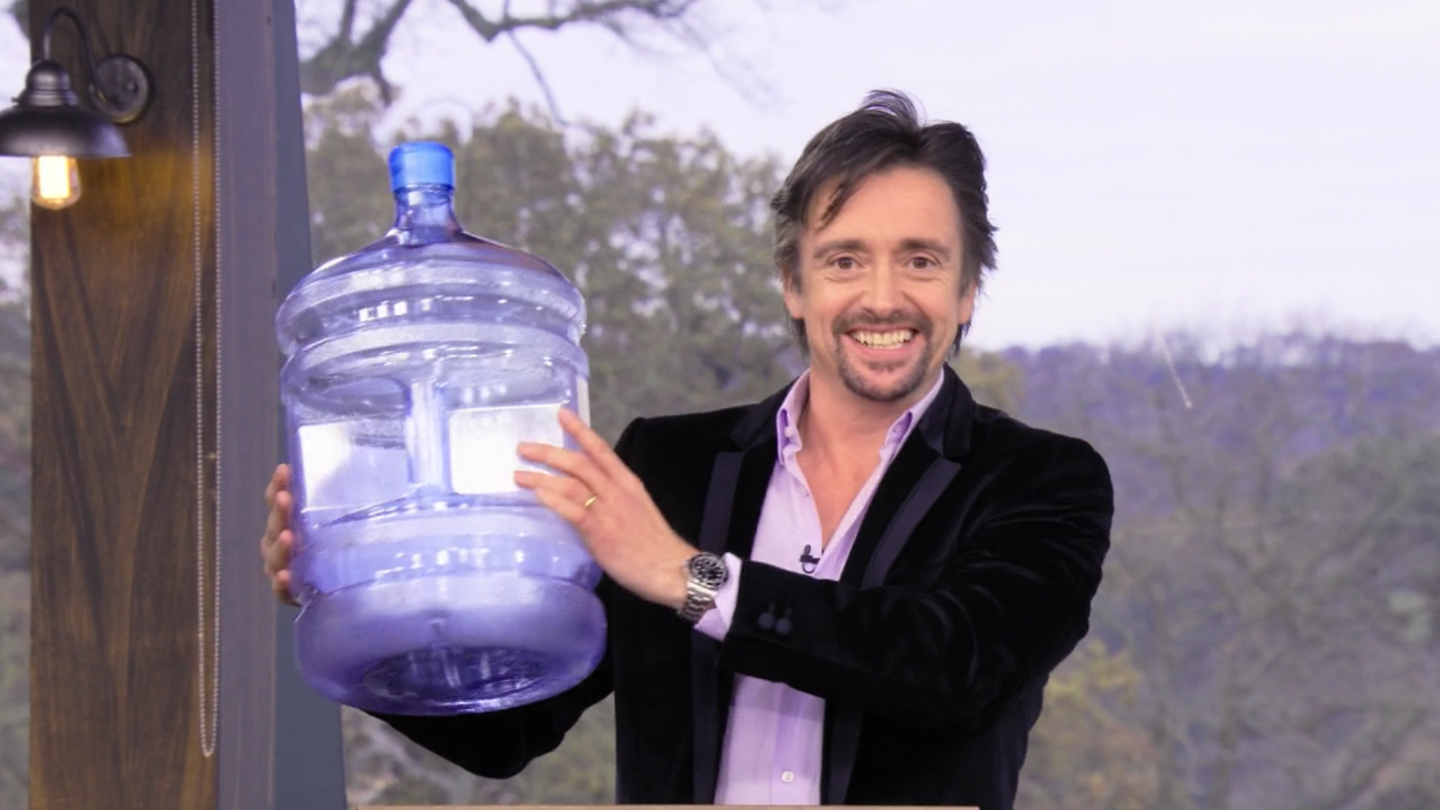 Richard Hammond Is Getting An Amazon Prime Show Where He Tries To 'Survive On A Desert Island'