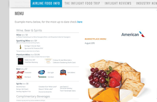 Illustration for article titled Inflightfeed Tells You What to Expect From In-Flight Food, Depending on the Airline