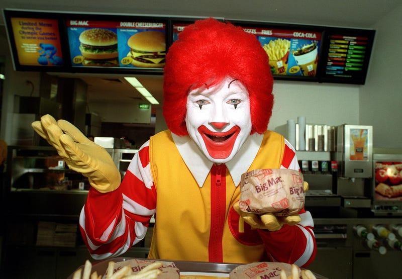 Ronald McDonaldNick Laham/Getty Images