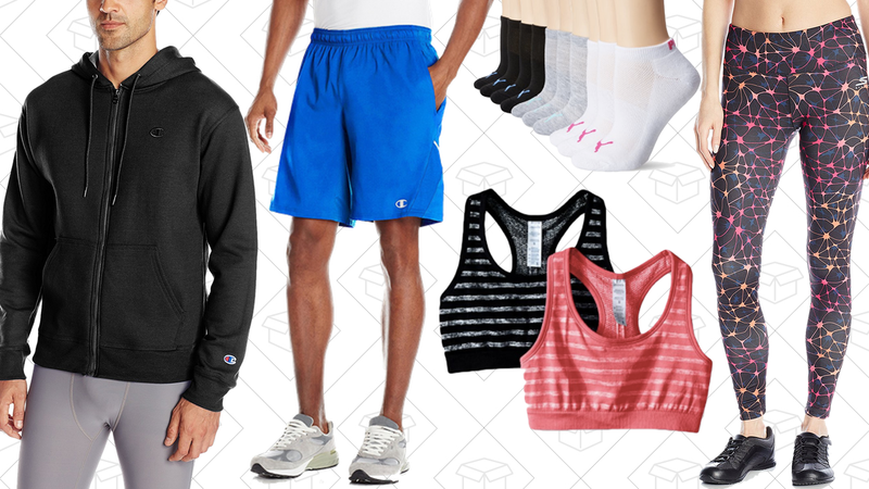 Up to 50% Off Activewear Basics