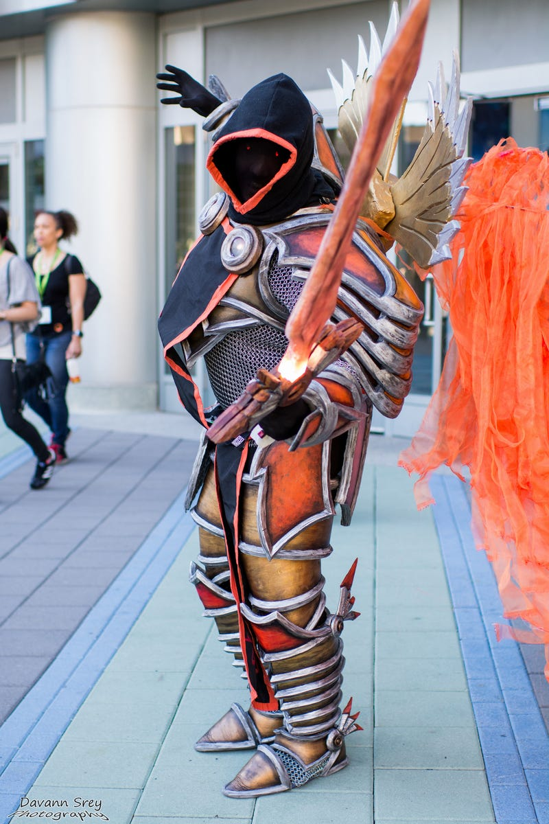 These Are Just Some Of Davanns Uncanny BlizzCon Photos Check Out Tons More Over At His Flickr Page
