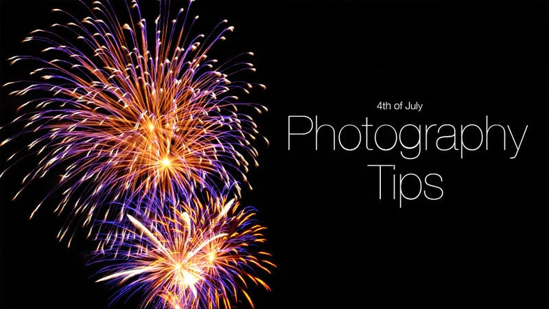 Illustration for article titled Photography Tips for Fireworks Displays