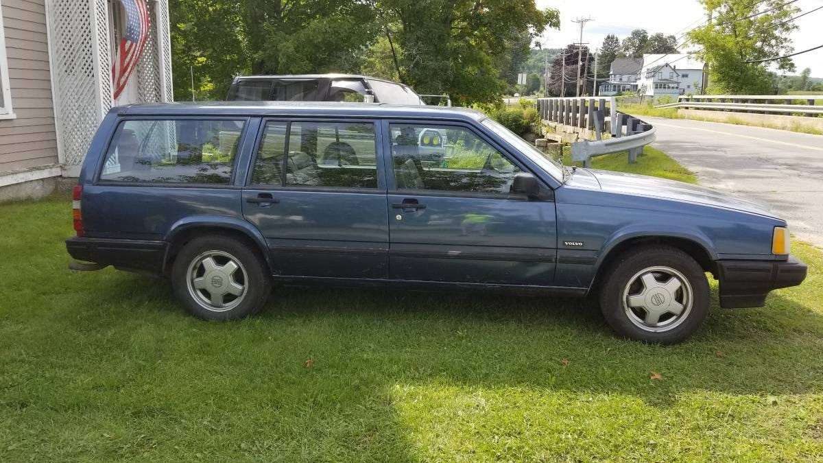 At $1,200, Is This 1991 Volvo 740 Turbo Wagon the Winter Beater to Beat?