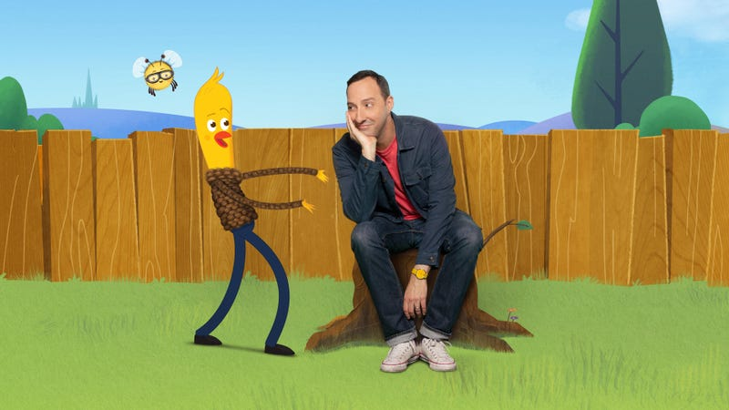 Illustration for article titled Tony Hale enlists some Veep pals for his new Netflix animated series