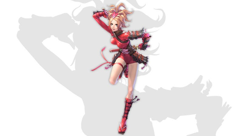 Illustration for article titled Meet Soulcalibur V's New Ninja Girl