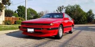 Illustration for article titled For $4,000, This 1988 Nissan 200SX Looks Factory Fresh