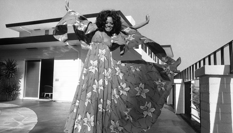 Illustration for article titled Is Anything More Aspirational Than This Photo of Diana Ross?