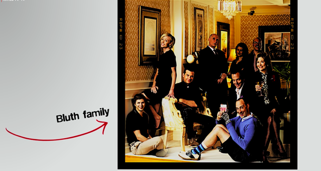 Arrested Development finally gets the Succession-style opening credits it so rightly deserves
