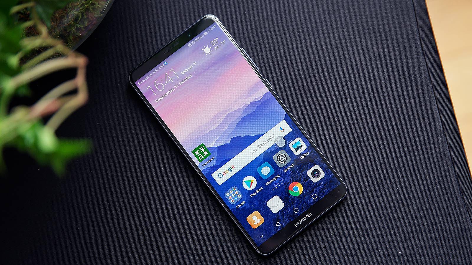 Report: Verizon Dumps Huawei Phones as US Government
