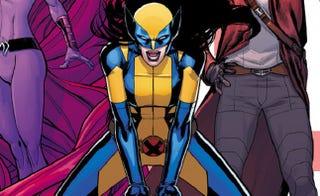 Illustration for article titled Hay dos Wolverines en el nuevo universo Marvel, y uno es una mujer