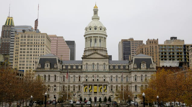Hackers Are Holding Baltimore s Government Computers Hostage, and It s Not Even Close to Over