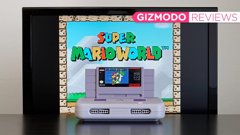 This Upgraded Super Nintendo Clone Rekindled My Love of 16-Bit Gaming