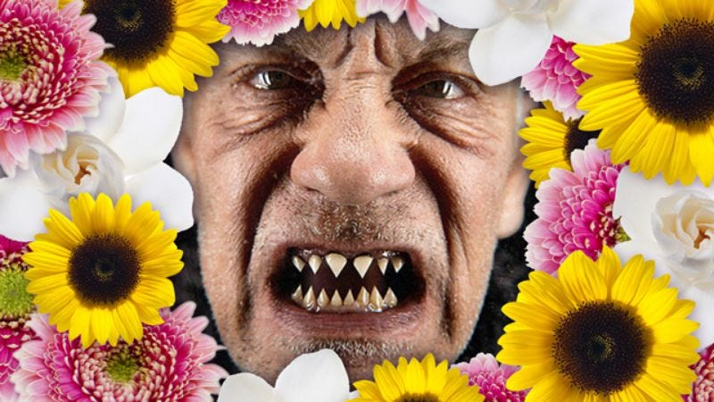 Illustration for article titled John Malkovich teams up with Yoko Ono, Ric Ocasek, more for bizarre concept album