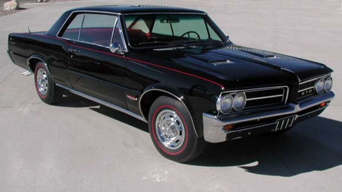 The Ten Greatest Pontiacs