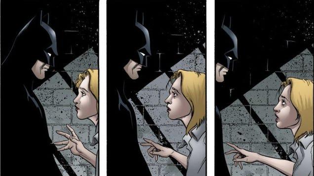 The Strange, Sad Saga Of Batman's Forgotten Girlfriend