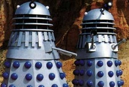 Illustration for article titled Exterminate Becomes Litigate In British Courtroom