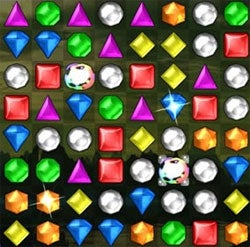 Illustration for article titled Bejeweled Twist Will Make Casual Games History