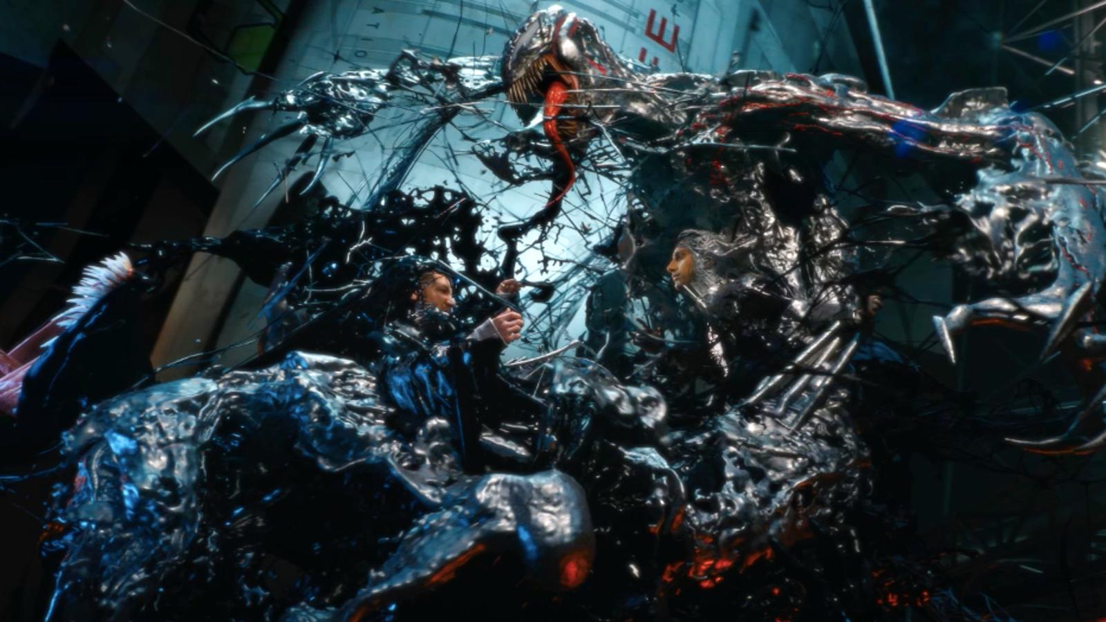 Venom's Sexuality Is a Sticky, Fluid, Freudian Mess
