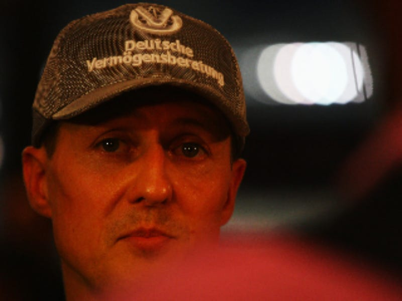 Illustration for article titled Why Michael Schumacher Needs To Re-Retire
