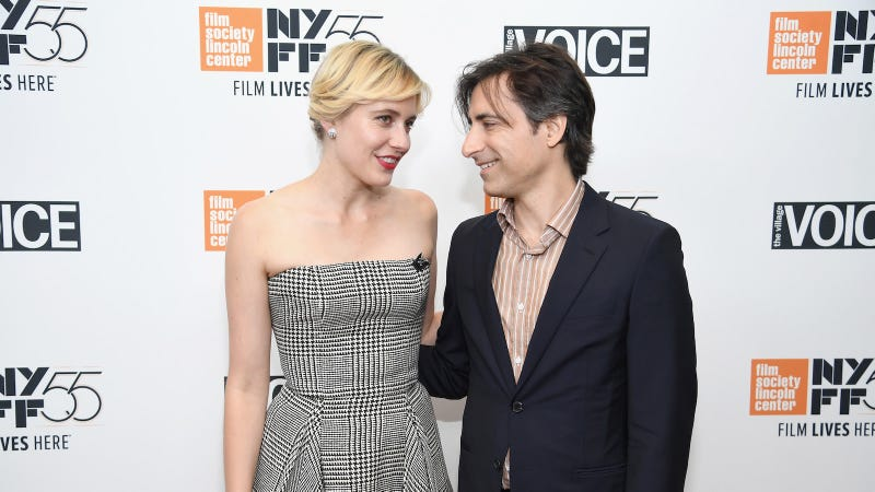 Illustration for article titled Greta Gerwig and Noah Baumbach Are Co-writing a Barbie Movie