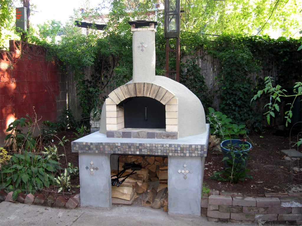 Building a brick oven anyone here have one - Brick and wood house ...
