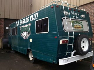 Illustration for article titled You Wanna Buy A Used Eagles RV? Sure You Do.