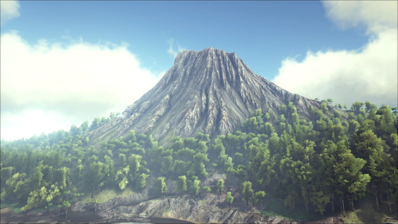 ark survival evolveds volcano is about to erupt and