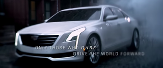 Illustration for article titled Cadillac Is Developing A Twin-Turbo V8 For Its Flagship CT6