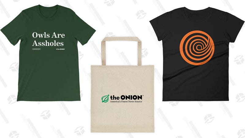 20% Off Orders | The Onion and ClickHole Store | Promo code KINJADEALCYBERMONDAY