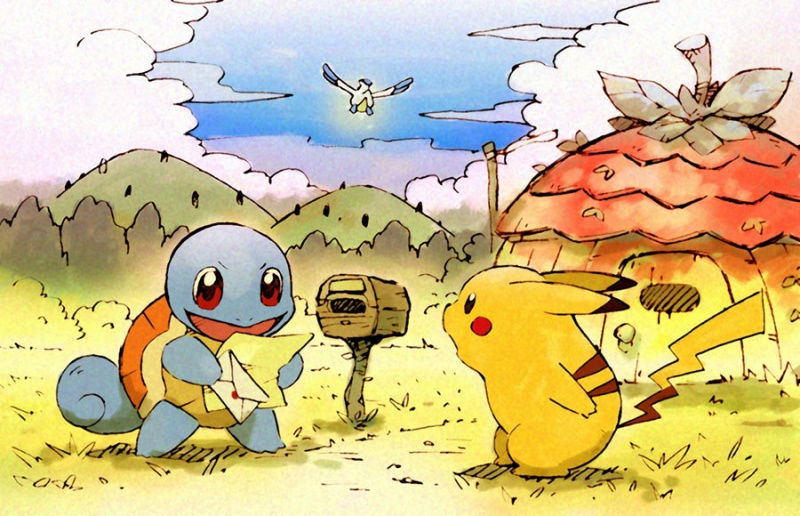 Illustration for article titled Pokémon Communication Seems To Be Slowly Changing