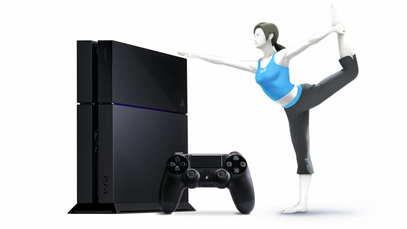 Illustration for article titled Smash Bros. Creator Reviews the PS4