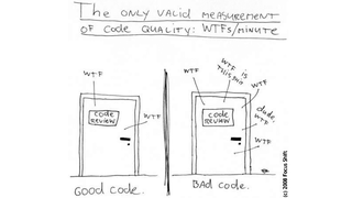 Illustration for article titled All Code Is Bad, So Don't Stress If Yours Sucks